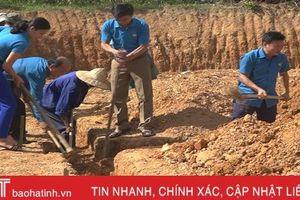 Nhiều hoạt động thiết thực hướng về người lao động Hà Tĩnh