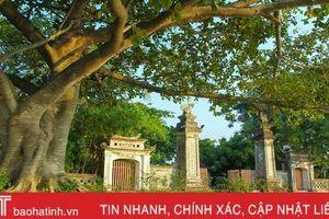 Những di tích, thắng cảnh nổi tiếng trên quê hương Đại thi hào Nguyễn Du