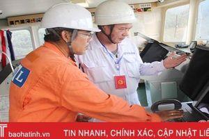 Phát hiện 272 lỗi vi phạm trong hoạt động hàng hải ở Hà Tĩnh