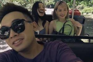 Chi Pu cùng hội bạn thân toàn hotgirl đình đám rủ nhau đi trốn khiến giới trẻ xuýt xoa