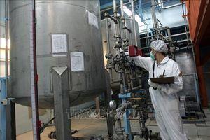 Nga bảo vệ quyền của Iran được sở hữu urani làm giàu