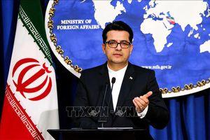 Iran hoan nghênh nỗ lực của Pháp nhằm cứu thỏa thuận hạt nhân