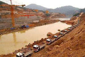 Tập trung hoàn thiện Dự thảo Quy trình vận hành liên hồ chứa trên lưu vực sông Cả