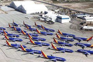 Boeing khốn khổ vì 500 máy bay 737 MAX đang 'đắp chiếu'
