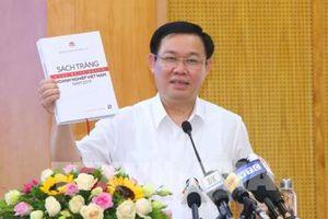 Công bố 'Sách trắng doanh nghiệp Việt Nam 2019'