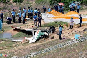 Hé lộ nguyên nhân vụ rơi máy bay khiến 2 chiến sĩ thiệt mạng ở Khánh Hòa