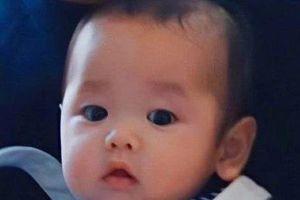 Con trai kháu khỉnh 4 tháng tuổi của Trịnh Gia Dĩnh và Trần Khải Lâm