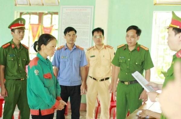 Hà Tĩnh: Thêm một đối tượng gây cháy rừng bị khởi tố