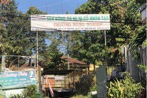 TP.HCM: Cần làm rõ trách nhiệm liên quan sai phạm tại Trường Trung cấp KTNN
