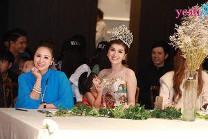 Hoa hậu 5 con Hồ Oanh Yến vinh dự trở thành giám khảo Asia Next Top Kid Model