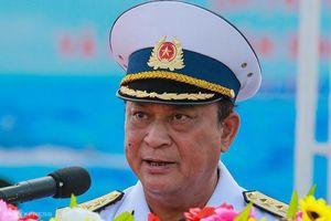 Bộ Quốc phòng đang làm thủ tục kỷ luật đối với Đô đốc Nguyễn Văn Hiến