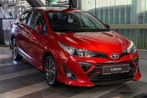 Phân khúc xe hạng B tháng 6/2019: Toyota Vios 'lên đồng'