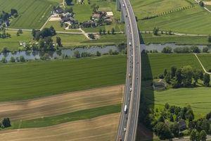 Nga tính xây tuyến đường bộ ngắn nhất nối Trung Quốc và châu Âu