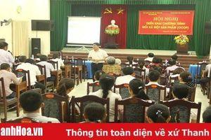 Triển khai Chương trình Mỗi xã một sản phẩm tại huyện Đông Sơn