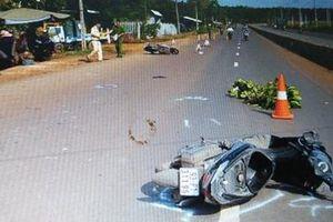 Nam thanh niên tử vong sau cú va chạm xe máy cực mạnh
