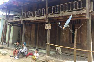 Người Cơ Tu ở miền núi Quảng Nam làm du lịch cộng đồng