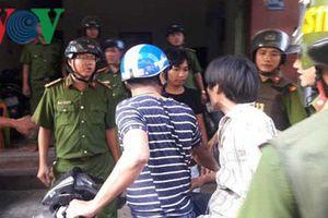 Đưa đối tượng ngáo đá tấn công công an ở Đà Nẵng lên viện tâm thần