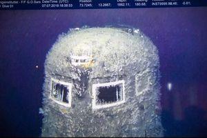 Video hiếm về tàu ngầm Komsomolets của Liên Xô bị chìm 30 năm trước