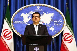 Iran hoan nghênh nỗ lực của Pháp cứu vãn thỏa thuận hạt nhân