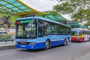 Hà Nội đáp ứng khoảng 21% nhu cầu vận tải công cộng vào năm 2020