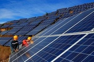 Thêm một dự án Nhà máy điện mặt trời trên 1.000 tỷ đồng tại Khánh Hòa