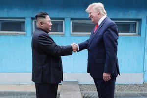 Mỹ 'đính chính' thông tin cuộc gặp Trump-Kim