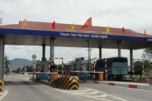 3 trạm BOT thoát 'lệnh' dừng thu phí của Bộ GTVT
