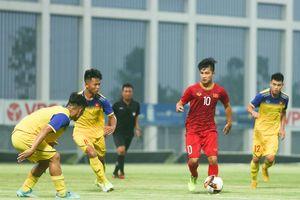 U23 Việt Nam đánh bại đàn em trong 'trận đấu đặc biệt' của HLV Park Hang Seo