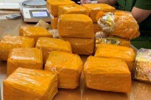 Mang theo súng vận chuyển ma túy từ Điện Biên về Hải Phòng tiêu thụ