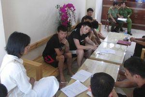 Nhóm người Trung Quốc núp bóng nhập cảnh du lịch Đà Nẵng để tổ chức đánh bạc