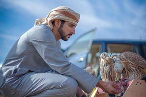 Thú chơi xa xỉ của Hoàng tử Dubai