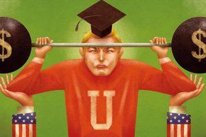 Trả nợ tiền học: 'Vòng tròn' luẩn quẩn cả đời của sinh viên Mỹ