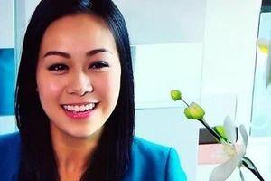 'Á hậu ngoại tình' Hoàng Tâm Dĩnh vẫn được lên sóng TVB