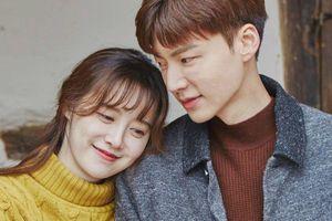Hôn nhân của Goo Hye Sun và chồng trẻ rạn nứt?