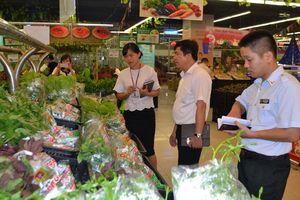 Hà Nội ra quân thanh tra chuyên ngành an toàn thực phẩm