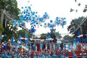 Hà Nội: Nhiều hoạt động văn hóa kỷ niệm 20 năm 'Thành phố vì hòa bình'