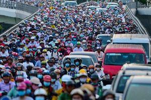 Công bố Việt Nam hiện có bao nhiêu người