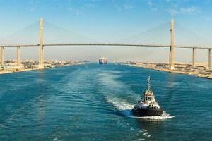 Mâu thuẫn vụ Ai Cập bắt tàu chở dầu Iran