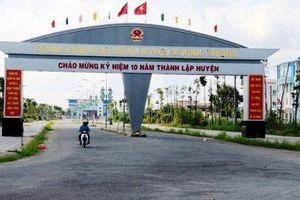Bắt tạm giam ba bị can liên quan sai phạm tại huyện U Minh Thượng