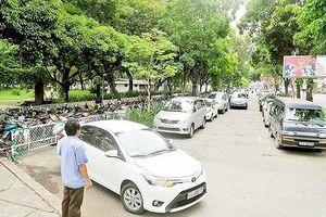 Chấm dứt hợp đồng BOT dự án bãi đậu xe ngầm Công viên Lê Văn Tám