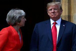 Nhìn lại thăng trầm trong quan hệ Mỹ-Anh thời Tổng thống Trump