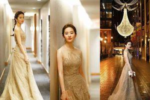 Gu thời trang nữ tính vạn người mê của 'thần tiên tỉ tỉ' Lưu Diệc Phi
