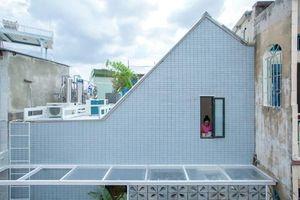 Căn nhà 16m2 nhỏ nhỏ xinh xinh cho gia đình trẻ trong hẻm nhỏ Sài Thành