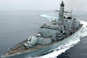 Anh chính thức lên tiếng về việc Iran bắt hụt tàu chở dầu