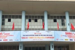 Hoàn tất công tác chuẩn bị cho giải Bóng chuyền nữ U23 châu Á 2019