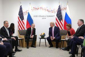 Ngoại giao Mỹ, Nga tiếp diễn giữa căng thẳng song phương