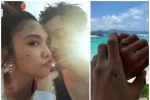 Dương Thừa Lâm được bạn trai cầu hôn sau 5 năm bên nhau