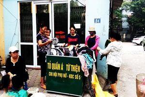 Chuyện từ những tấm lòng thiện nguyện của người Hà Nội - Kỳ 2: 'Lửa' phong trào thiện nguyện từ các tổ dân phố