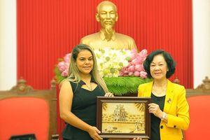Tăng cường mối quan hệ tổ chức Đoàn thanh niên hai nước Việt Nam - Venezuela
