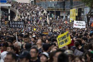 Biểu tình ở Hong Kong đang gây ra nhiều thách thức cho Bắc Kinh